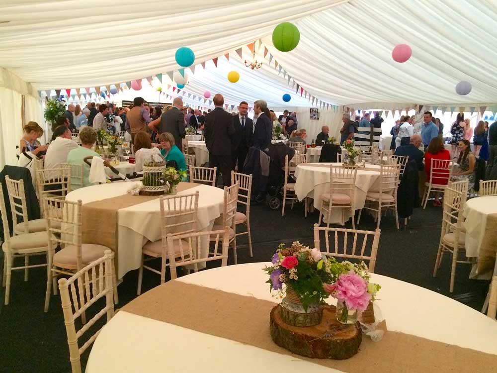 Professional marquee hire in yorkshire lancashire leeds weddings junglespirit Gallery
